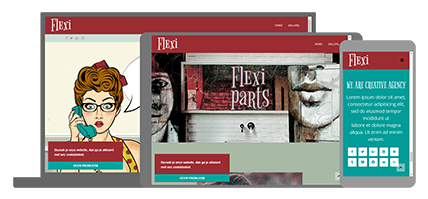 FLEXI - website