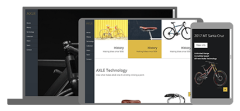 Axle - Website