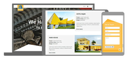 Construction - website