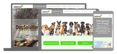 Dogsolution - website