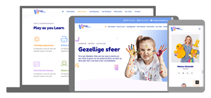 Kindergarten - website thema